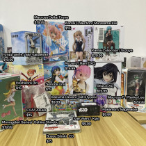 Re: Life in a different World From Zero Ram EXQ Pokémon / Naganadel EVA / Asuka Figures