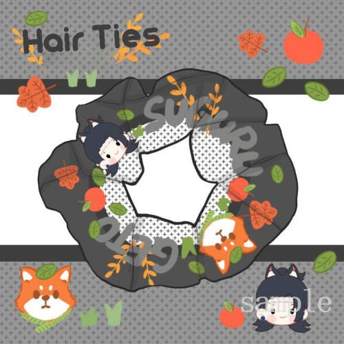 Anime Jujutsu Kaisen Cute Hair Ties Yuji Itadori Gojo Satoru Fushiguro Megumi