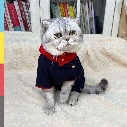 Anime Sorcery Fight Jujutsu Kaisen Itadori Yūji Pet Costume Cat Clothes Cloak Cosplay Outfits