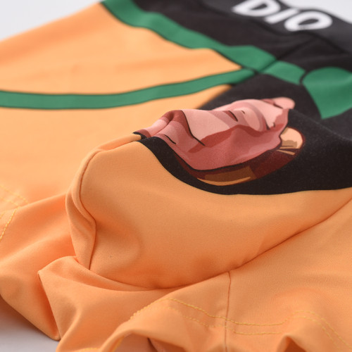 Anime JoJo's Bizarre Adventure Dio Brando Jotaro Mista Men's Memes Underwear Boxer Shorts Girls' Safety Pants for Skirts