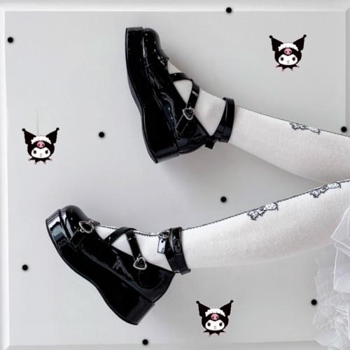 Punk Dark Gothic Rock Lolita Platform Shoes