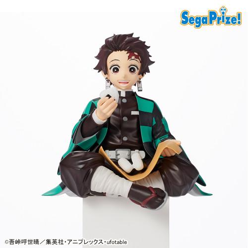 Sega Demon Slayer: Kimetsu No Yaiba PM Tanjiro Kamado Perching Chokonose Figure