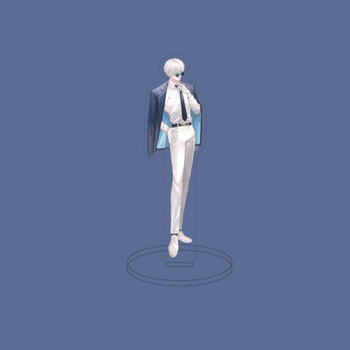 Anime Jujutsu Kaisen Geto Suguru Ryomen Sukuna Fushiguro Megumi Gojo Satoru Acrylic Figure Stand Decoration
