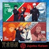Anime Jujutsu Kaisen Gojo Satoru Yuji Itadori Fushiguro Megumi Kugisaki Nobara Non-slip Gaming Mouse Pad