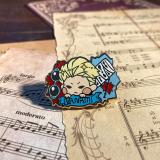 Anime Jujutsu Kaisen Metal Pins Cute Badge Yūji Itadori Gojo Satoru Nanami Kento Geto Suguru