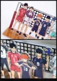 Anime Haikyu!! Hinata ShouYou Kageyama Tobio Kuroo Tetsurou Figures Display Acrylic Stand