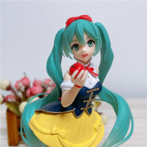 Taito Vocaloid Hatsune Miku Wonderland Figure Snow White Ver.