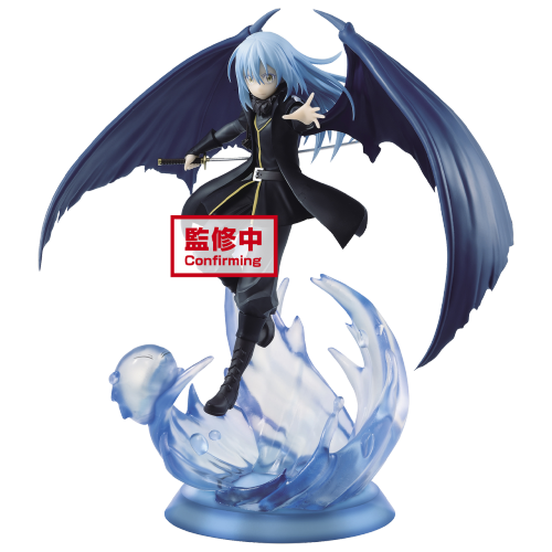 Banpresto That Time I Got Reincarnated as a Slime Otherworlder Demon Rimuru Figure
