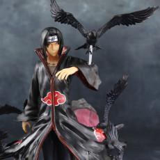 Naruto Itachi Uchiha Figures  PVC Collectible