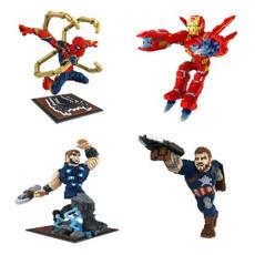 Marble Avenger Lego Block Intelligence Development Toys