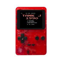 Vintage Mini Portable Game Console Contra Super Merry Tank