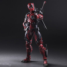 Marvel X-Man Deadpool joints moveable figures