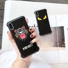 Fendi little monster Kenzo tiger head image cellphone case