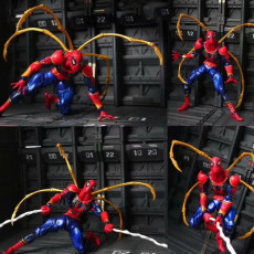 Marvel Avengers Spider-Man Joints Movable Figure