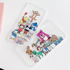Toy Story Disney Character Images Cellphone Case