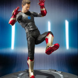 Marble Avengers Iron Man Tony Joint Moveable Figures