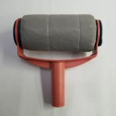 Pintar facil multi-function roller brush long handle paint brush -- As seen on TV