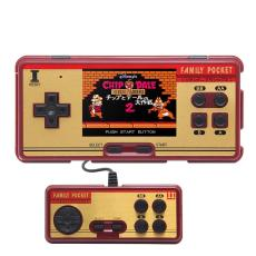 3.0 inch Family Pocket Retro Video Game Console Handheld Game Console Built-in 638 Games