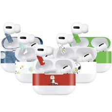 Cartoon creative pattern Airpods Pro sticker case Bluetooth headset sticker