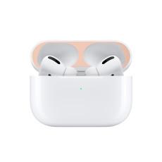 Luxury Airpods Pro sticker Bluetooth headset metal dust film Apple 3 generations