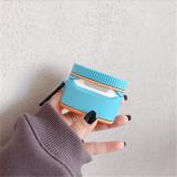 Peanut Butter Bottle AirPods Case Bluetooth Wireless Earphone 3D Cute Cover with Hook