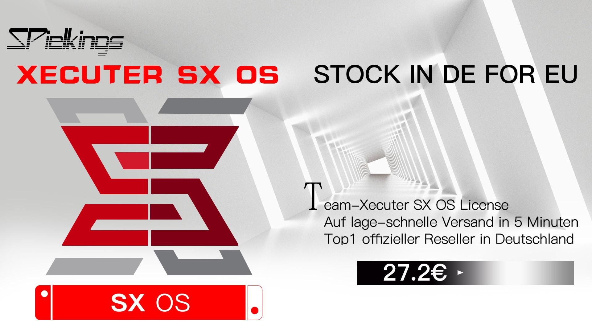 Team xecuter-sx os code license
