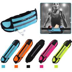 Sports Waist Bag Portable Running Bags Waterproof Jogging Phone Pouch