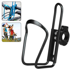 Bicycle Water Bottle Holder Aluminum Alloy Bike Drink Cup Cage for Outdoor Activities