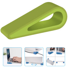 Universal Laptop Notebook Tablet Stand Silicone Anti-slip Keyboard Risers Stand Holder