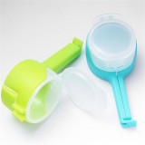 4 Pcs Seal Pour Food Storage Bag Clip Food Sealing Clip With Large Discharge Nozzle