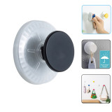 4 Pcs Vacuum Suction Hook Removable No-Drilling Wall Holder Heavy Duty Suction Cup Hooks