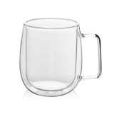 250ml/350ml Heat-resistant Double Wall Glass Cup Beer Coffee Cup Handmade Creative Beer Mug Tea Cup Whiskey Glass Cups Drinkware
