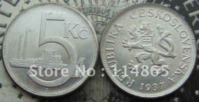 Page 1 Of Czech,Czechoslovakia,Slovakia Coins - m