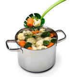 Monstera Leaf Spoon Food Colander Strainer Pasta Spoon Spaghetti Spoon