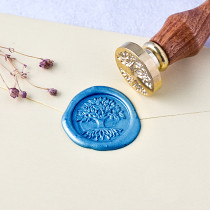Tree Of Life Wax Seal Kit Best Gift Idea