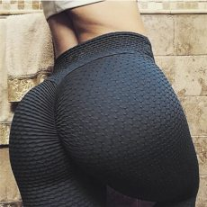Ruching Push Up Leggings For Fitness Clothing