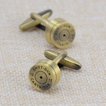 Bullet Botton Cufflinks for Men