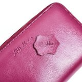 Personalized High Capacity 36 Card Slots RFID Wallet