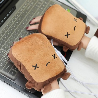 USB Toast Handwarmers