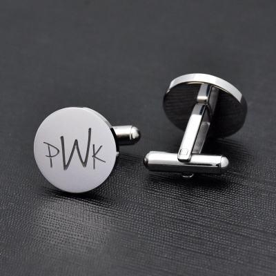 Unique Letter Cufflinks