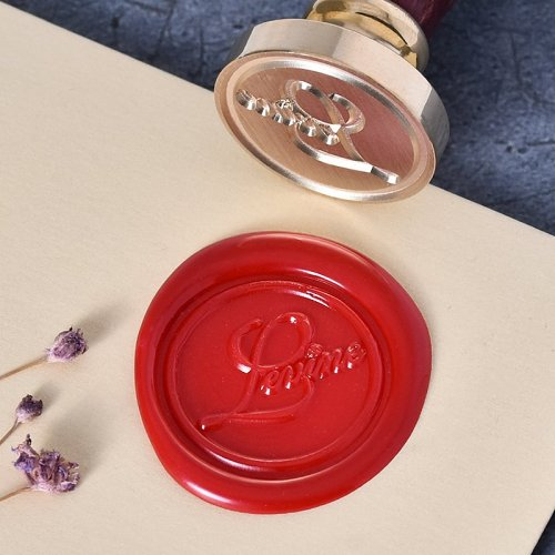 Custom Name Wax Seal Stamp