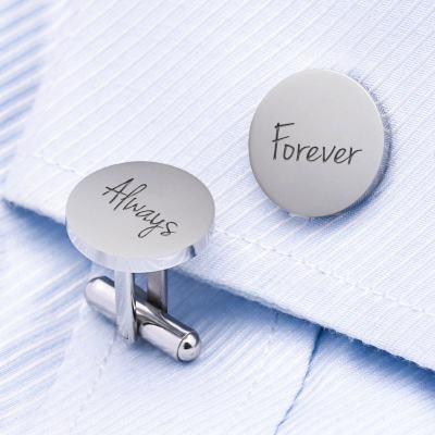 Always & Forever Cufflinks
