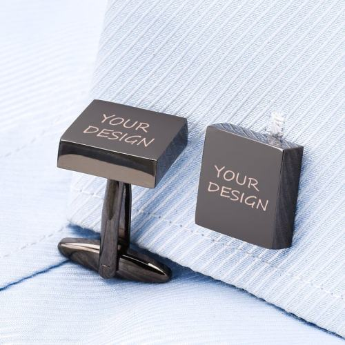 Custom Business Style Cufflinks