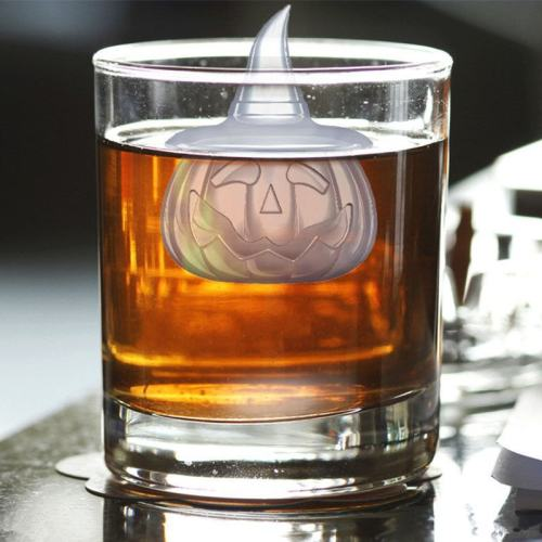 Pumpkin Lantern Ice Tray
