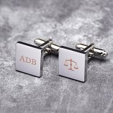 Scales of Justice Cufflinks