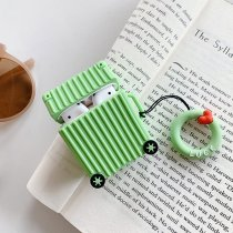 Tiny Suitcase AirPods Case Cute Gift for Women