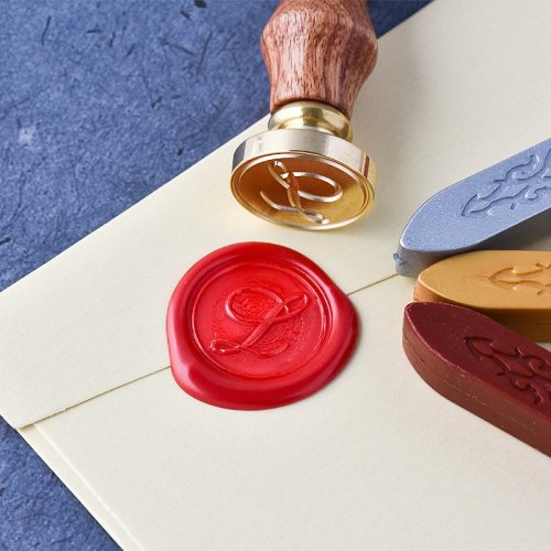 Calligraphy Letters Wax Seal Kit