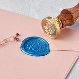 Blue Enchantress Wax Seal