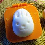 Rabbit & Bear Egg Mold