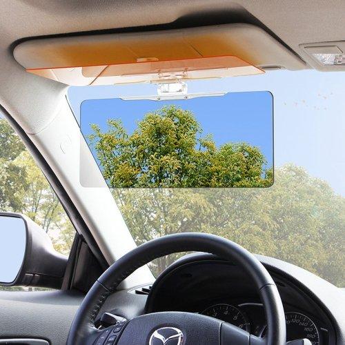 2 in 1 Anti-dazzle Car Visor